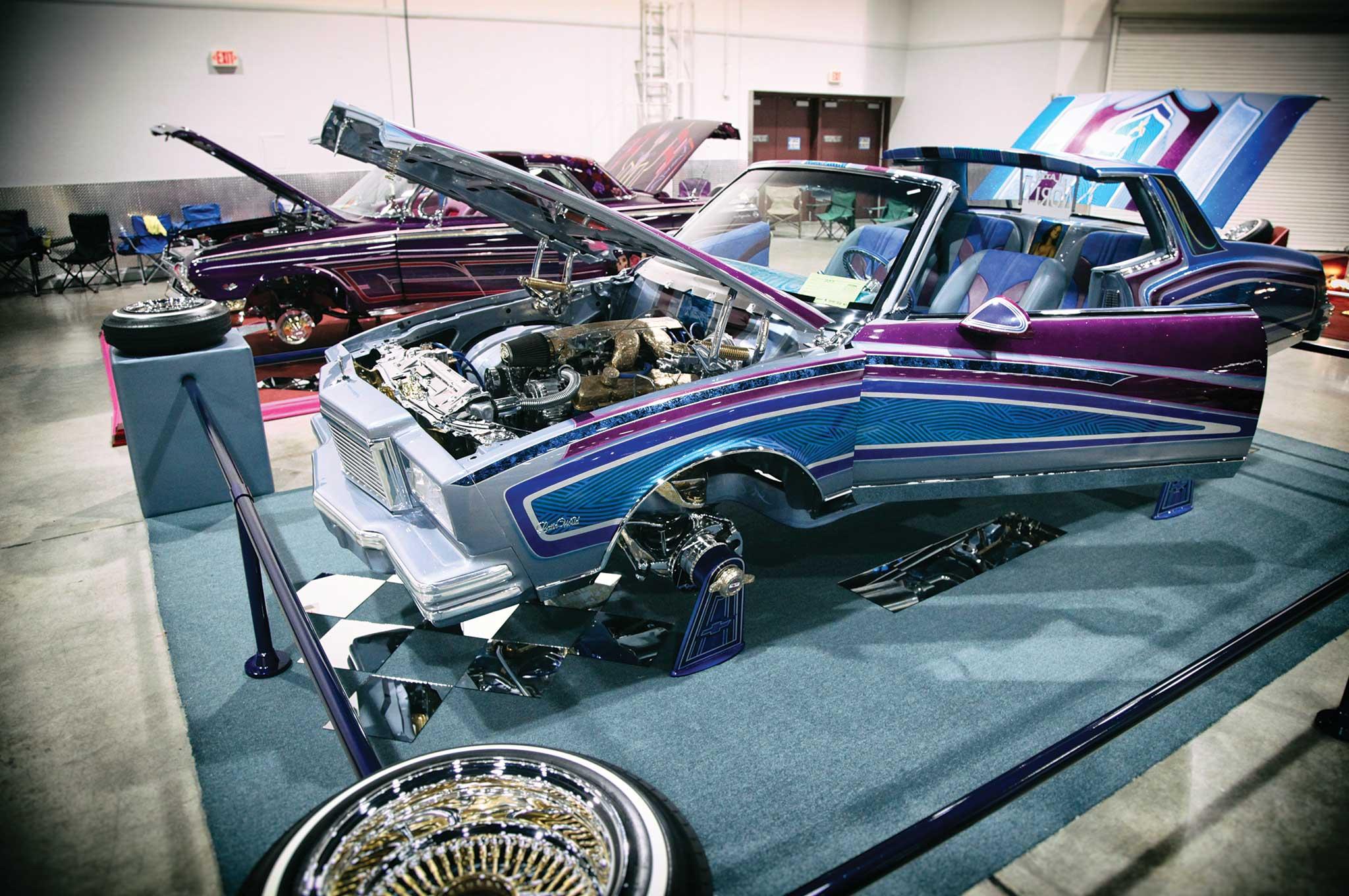 2015 lowrider super show las vegas g body 022