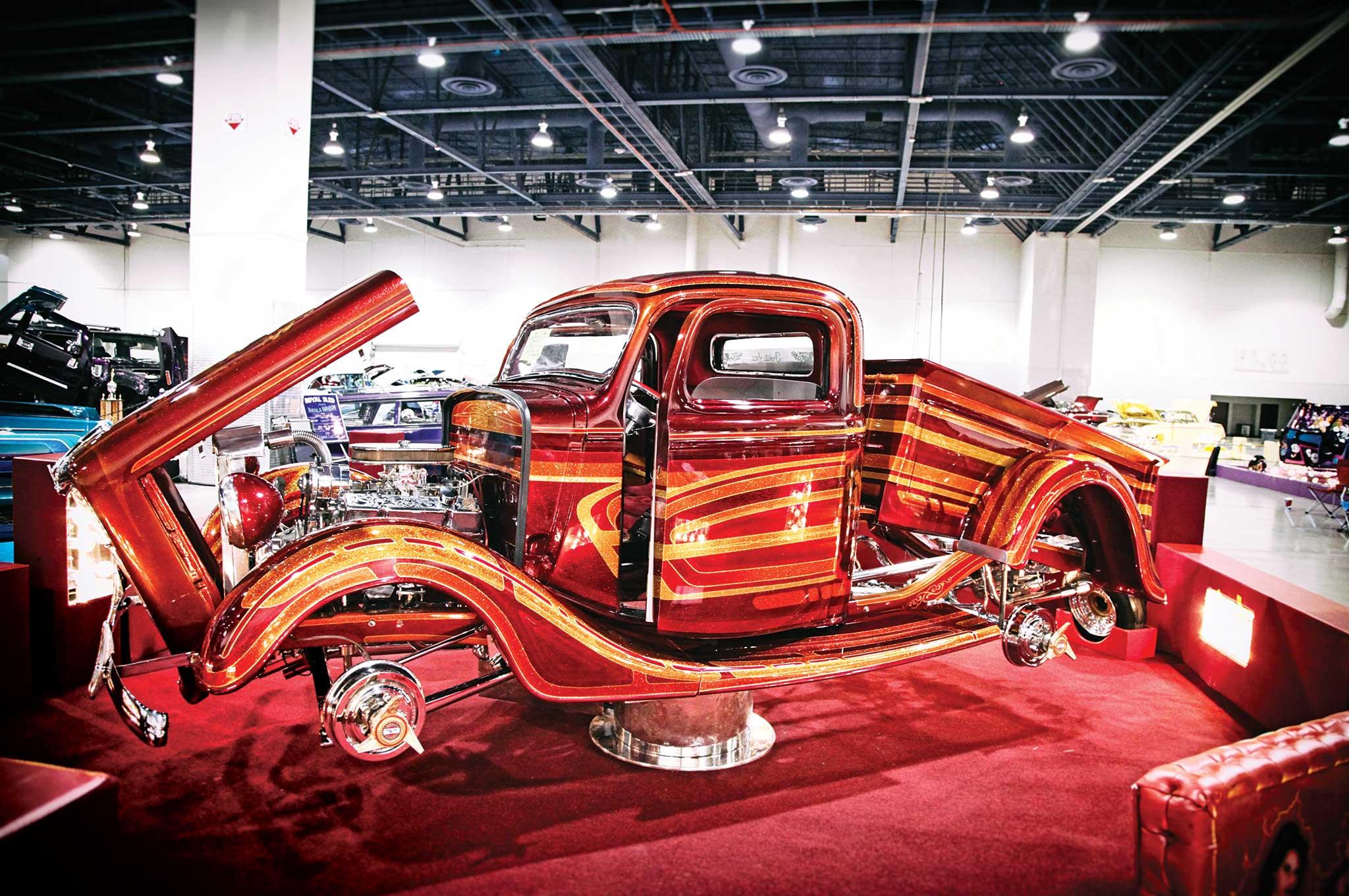 Lowrider Las Vegas Super Show Lowrider - Lowrider car show las vegas