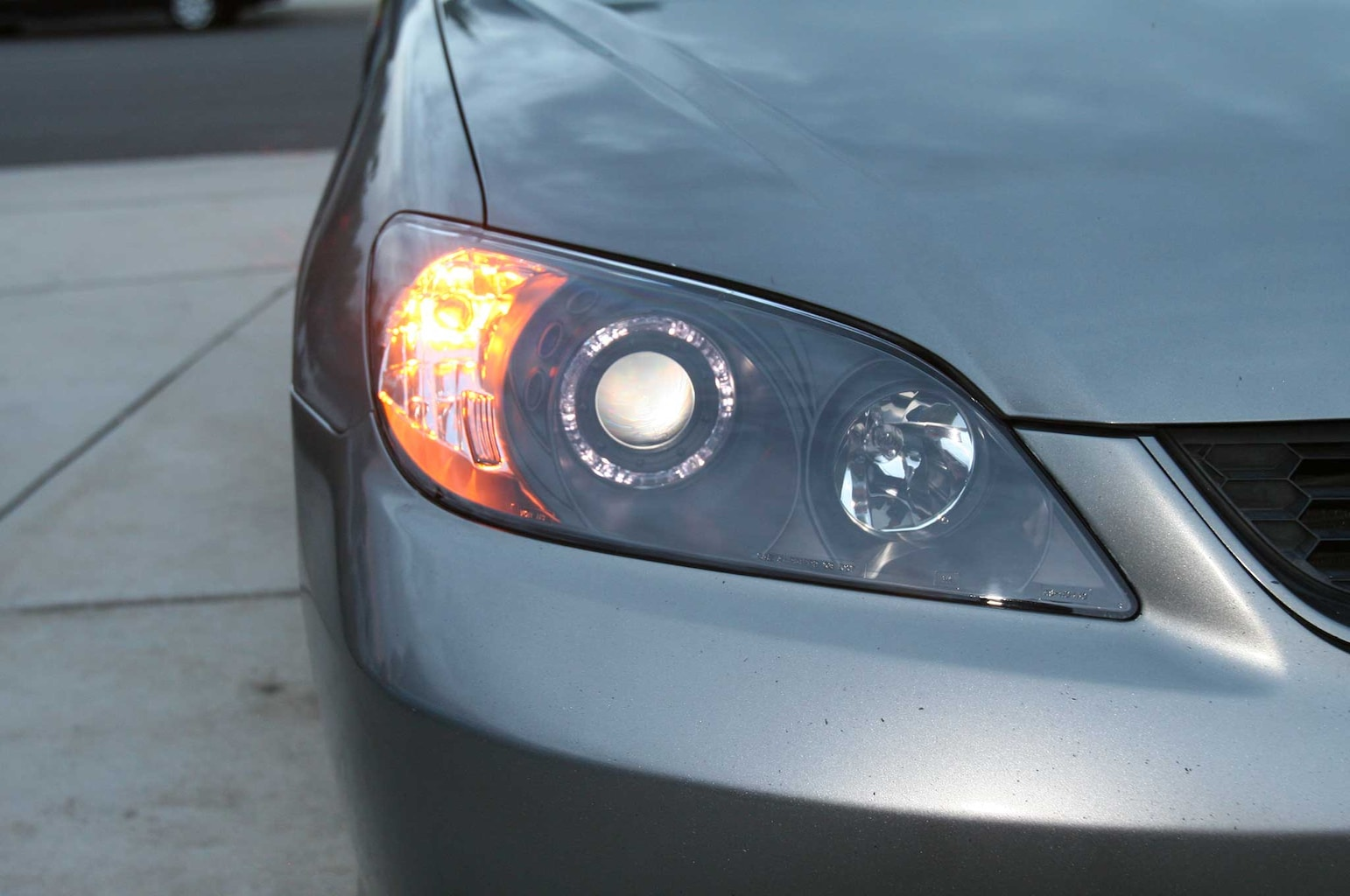 anzo headlights install 022