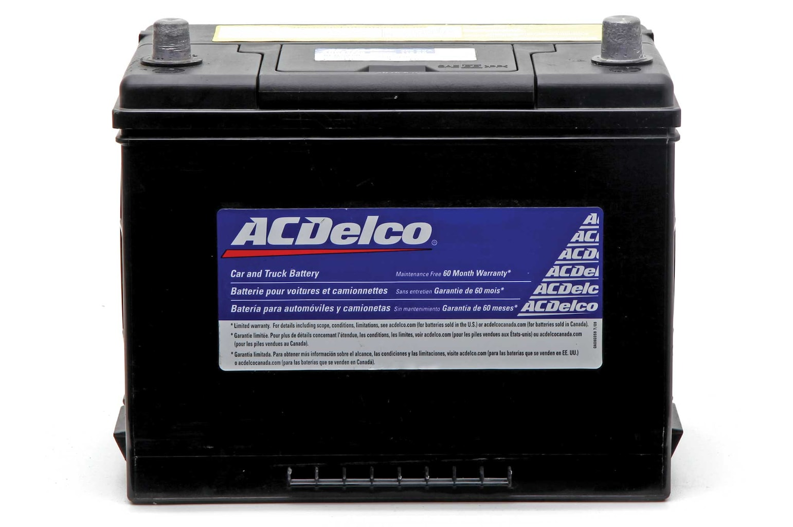 battery reviews ac delco battery 009