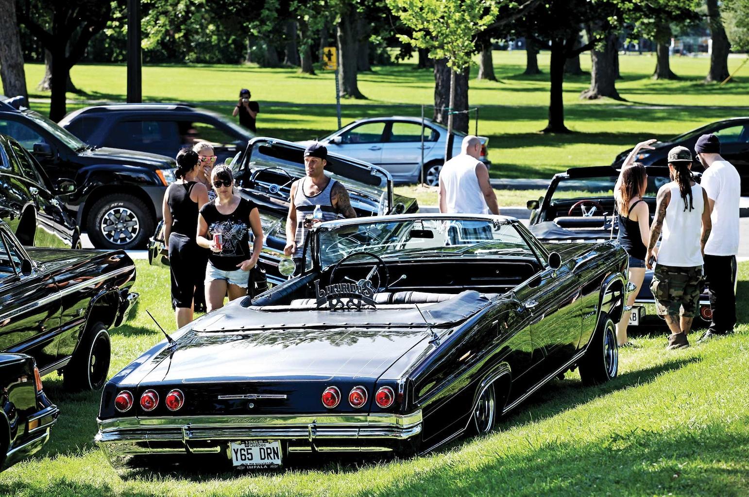 luxurious 9th annual bbq chevrolet impala 011