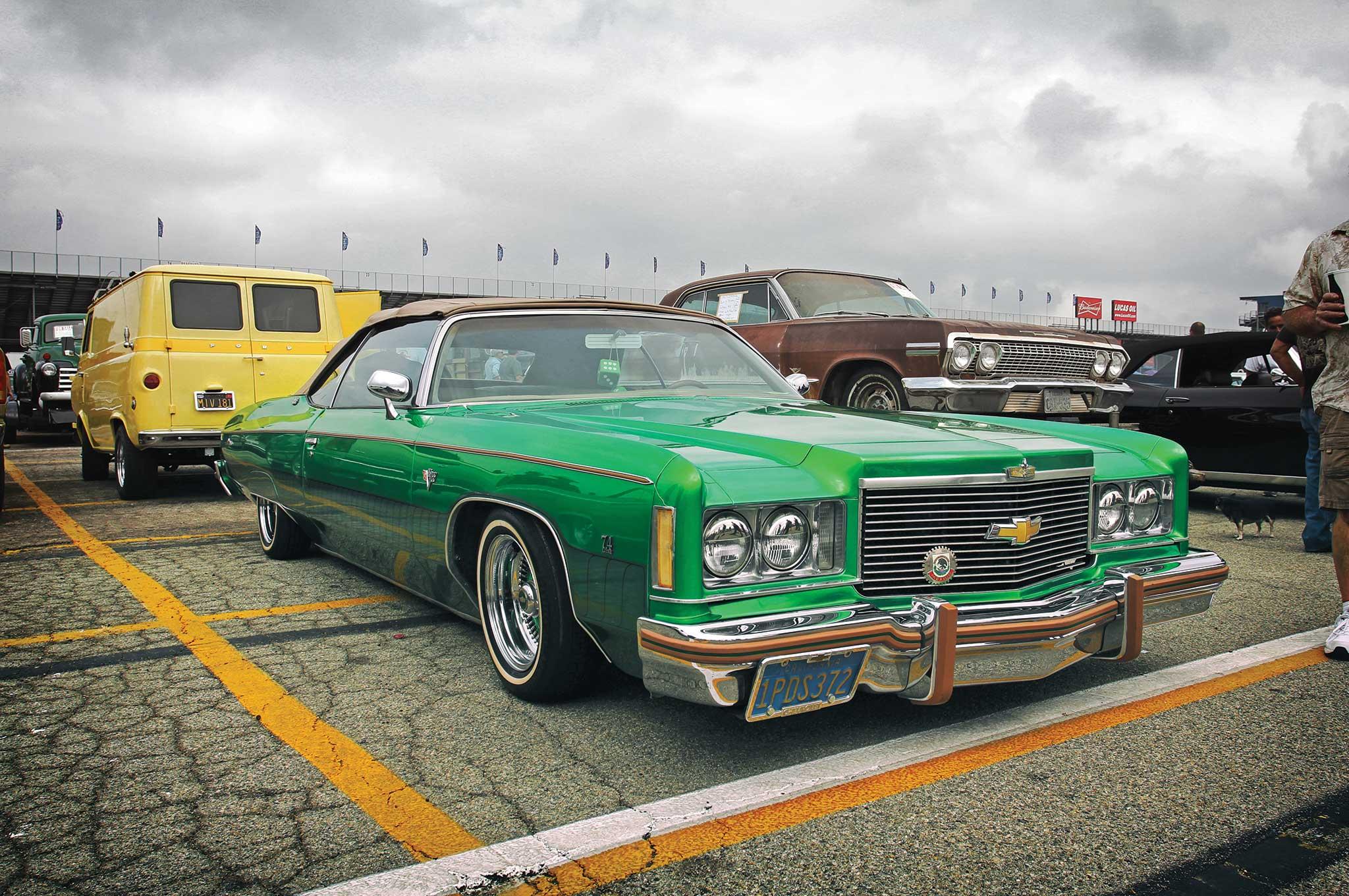 West Coast Corvette >> Pomona Swap Meet & Classic Car Show - Lowrider