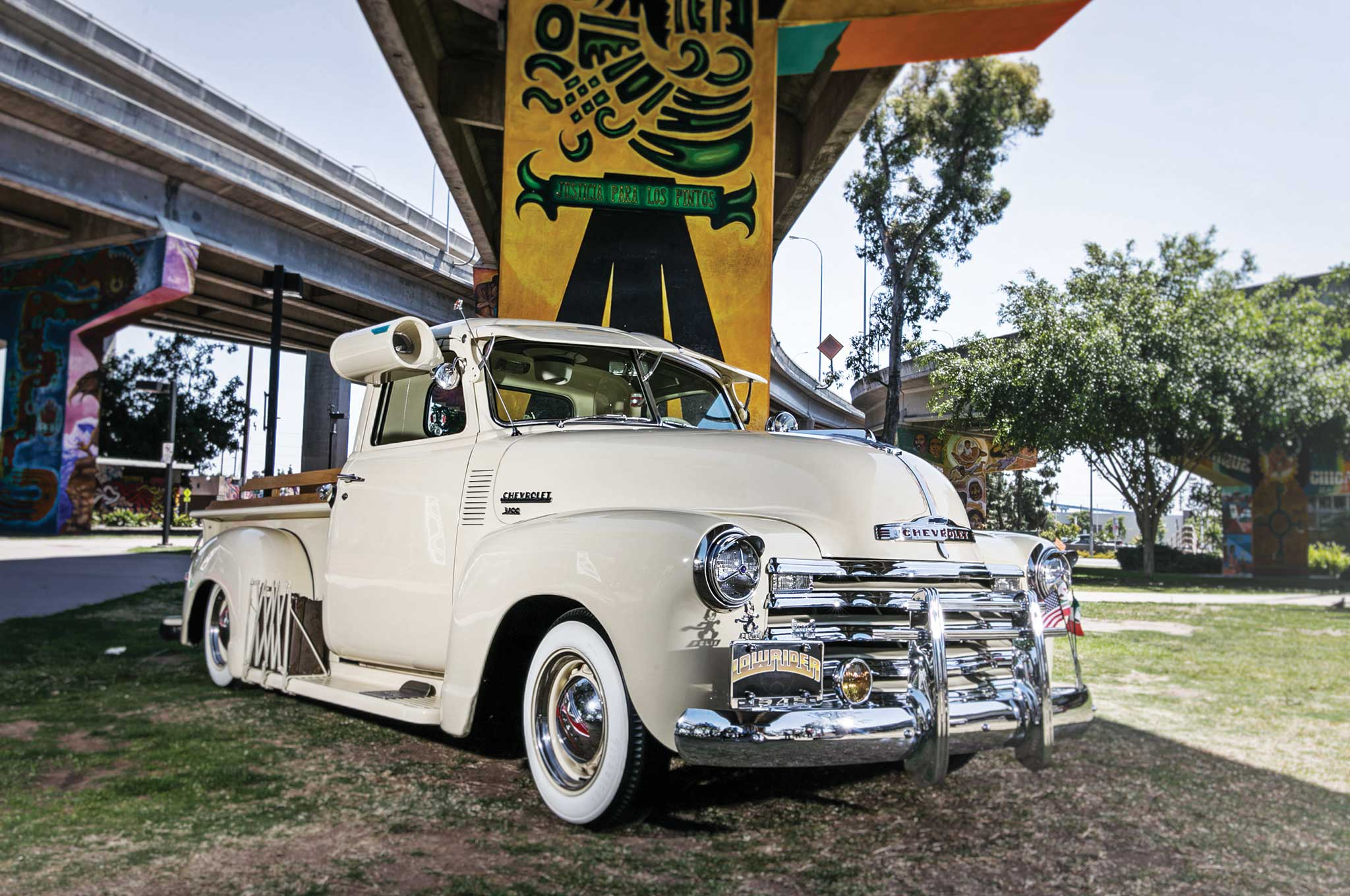 1949 Chevrolet 3100 Childhood Inspiration Lowrider