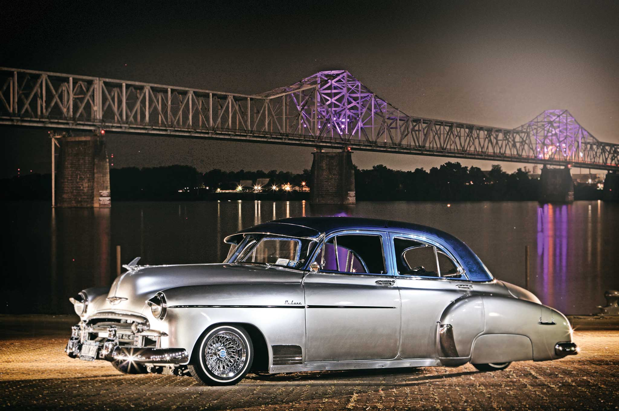 1950 Chevrolet Styleline Keeping It In The Family Lowrider