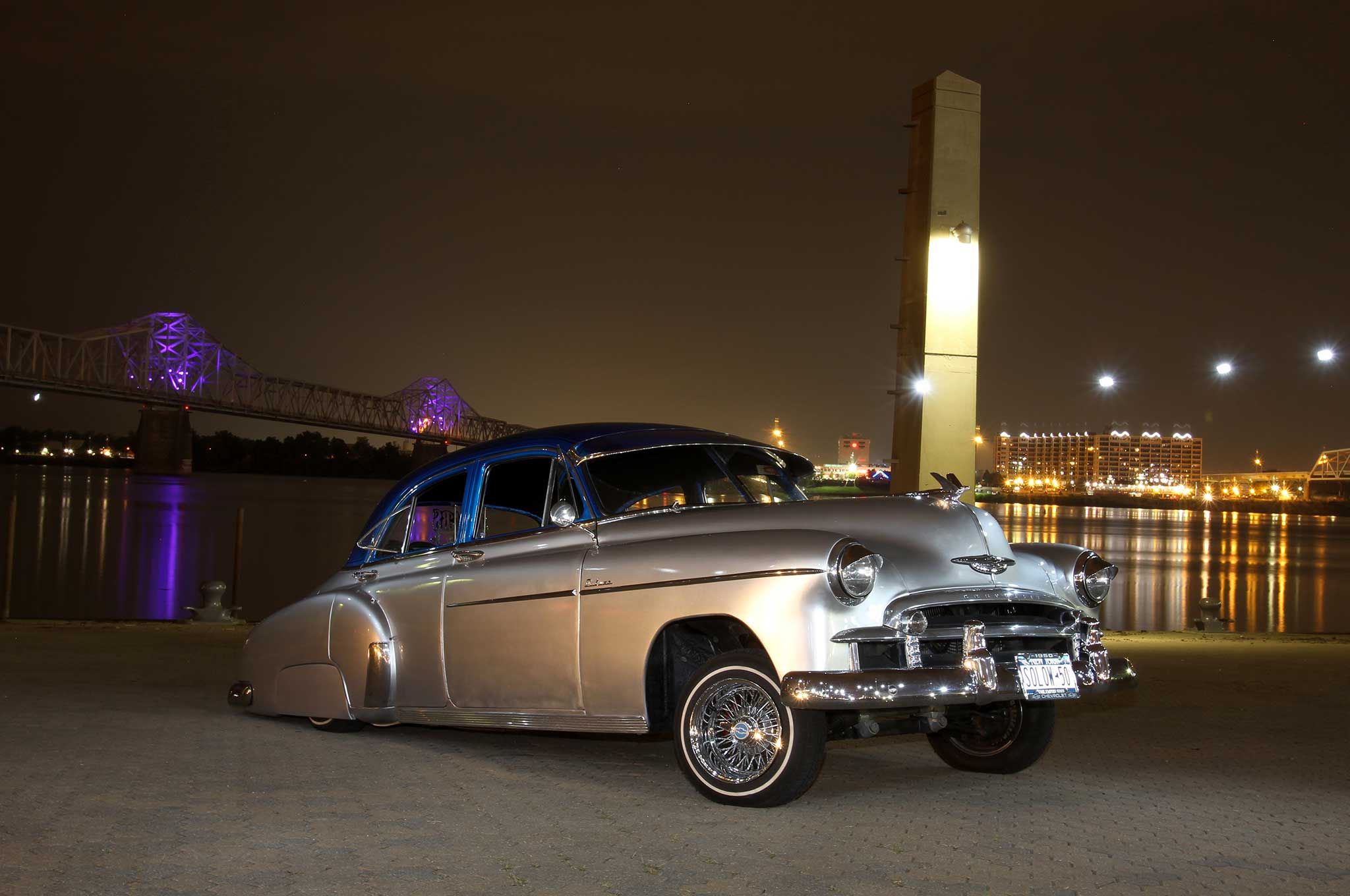 1950 Chevrolet Styleline - Keeping it in the Family - Lowrider