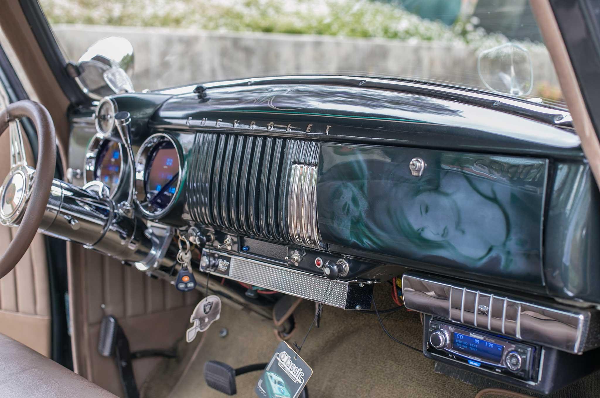 1954 Chevrolet 3100 - El Don - Lowrider