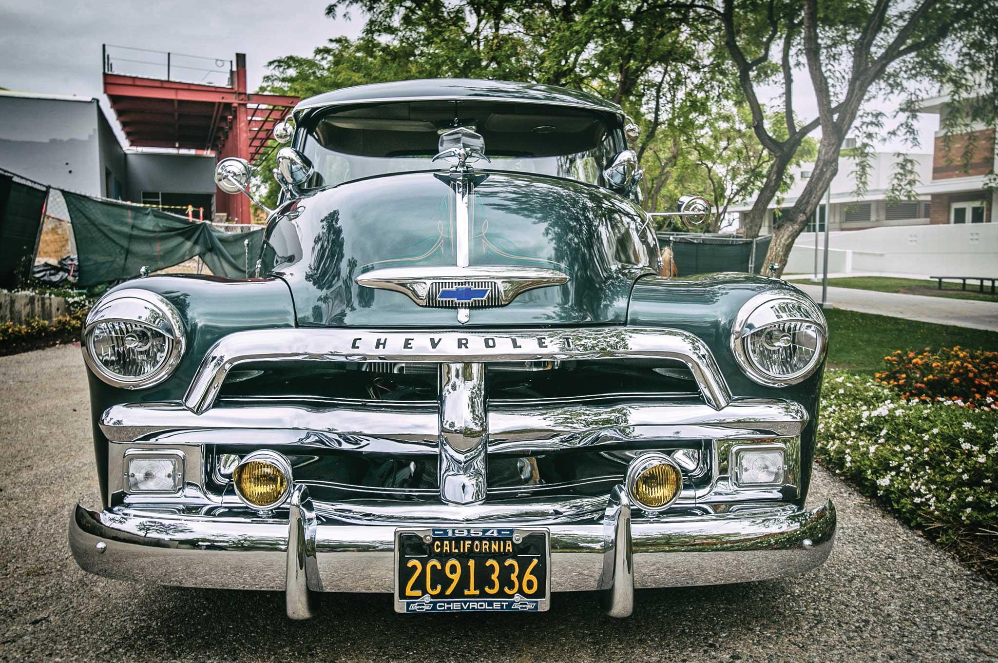 1954 Chevrolet 3100 El Don Lowrider Chevy Crew Cab 3 29