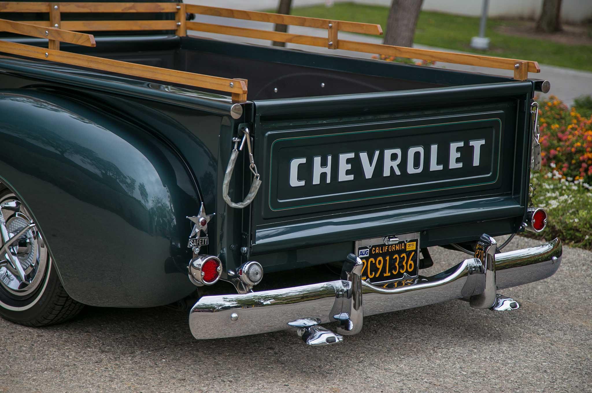 1954 Chevrolet 3100 El Don Lowrider Pick Up 16 29