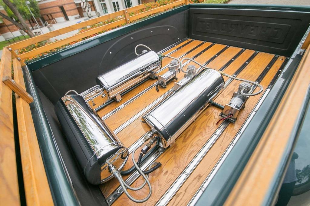 1954 chevrolet 3100 universal air suspension setup 008