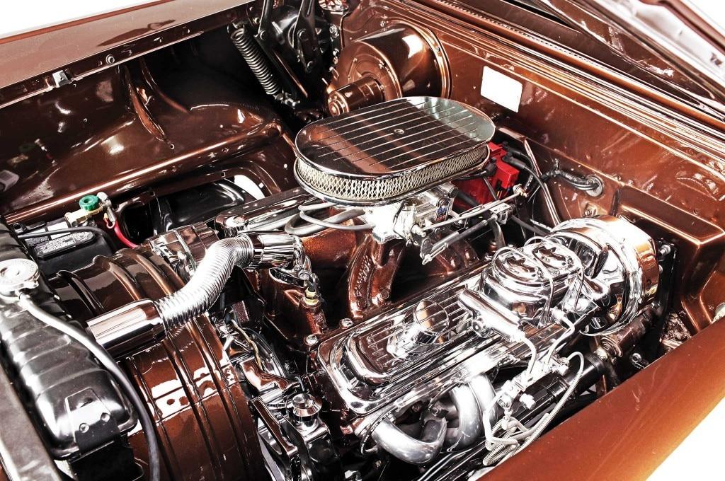 1958 chevrolet impala 350 engine 010