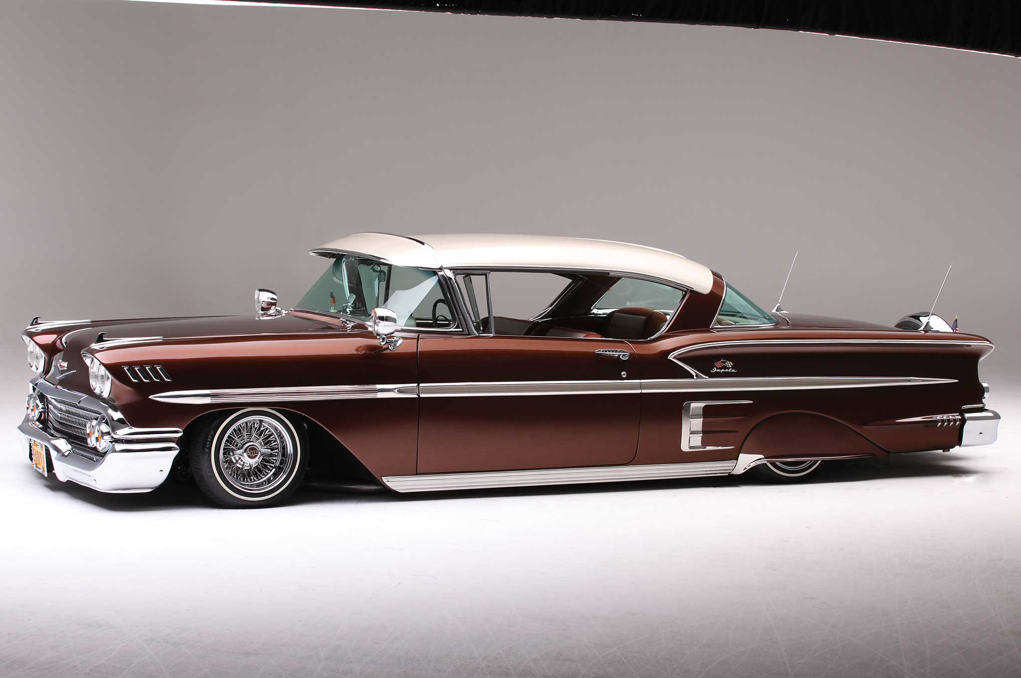 Chevy Truck New >> 1958 Chevrolet Impala - Gentleman's Style of a '58 - Lowrider