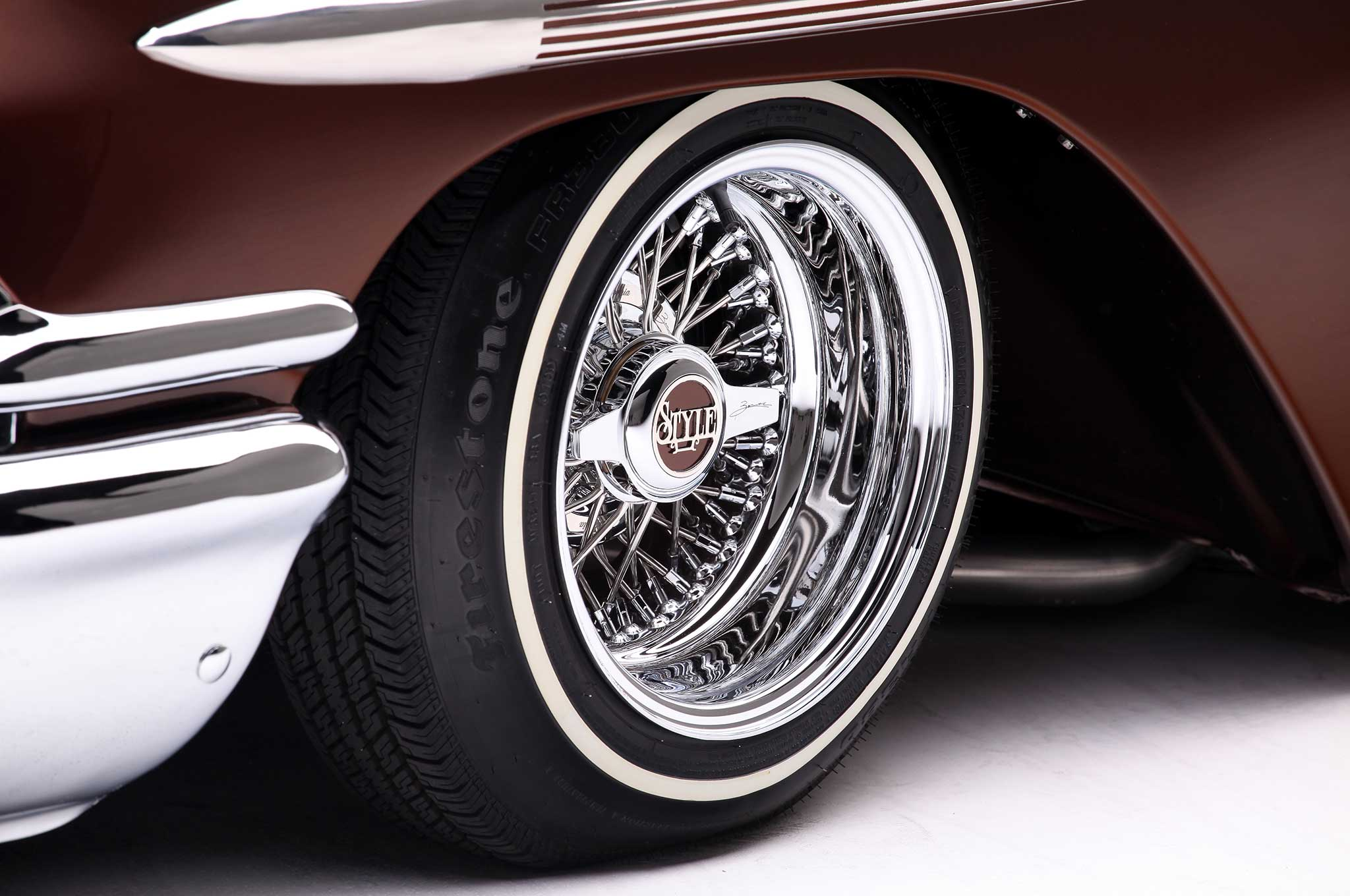 1958 Chevrolet Impala - Gentleman's Style of a '58 - Lowrider
