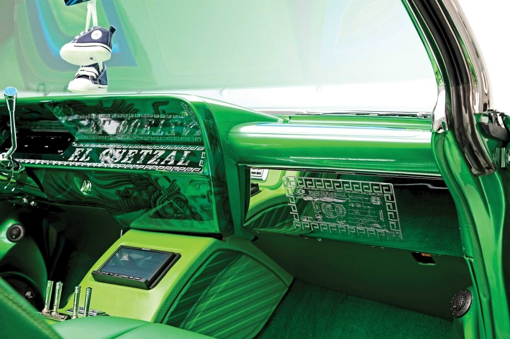 1962 chevy impala convertible interior 003