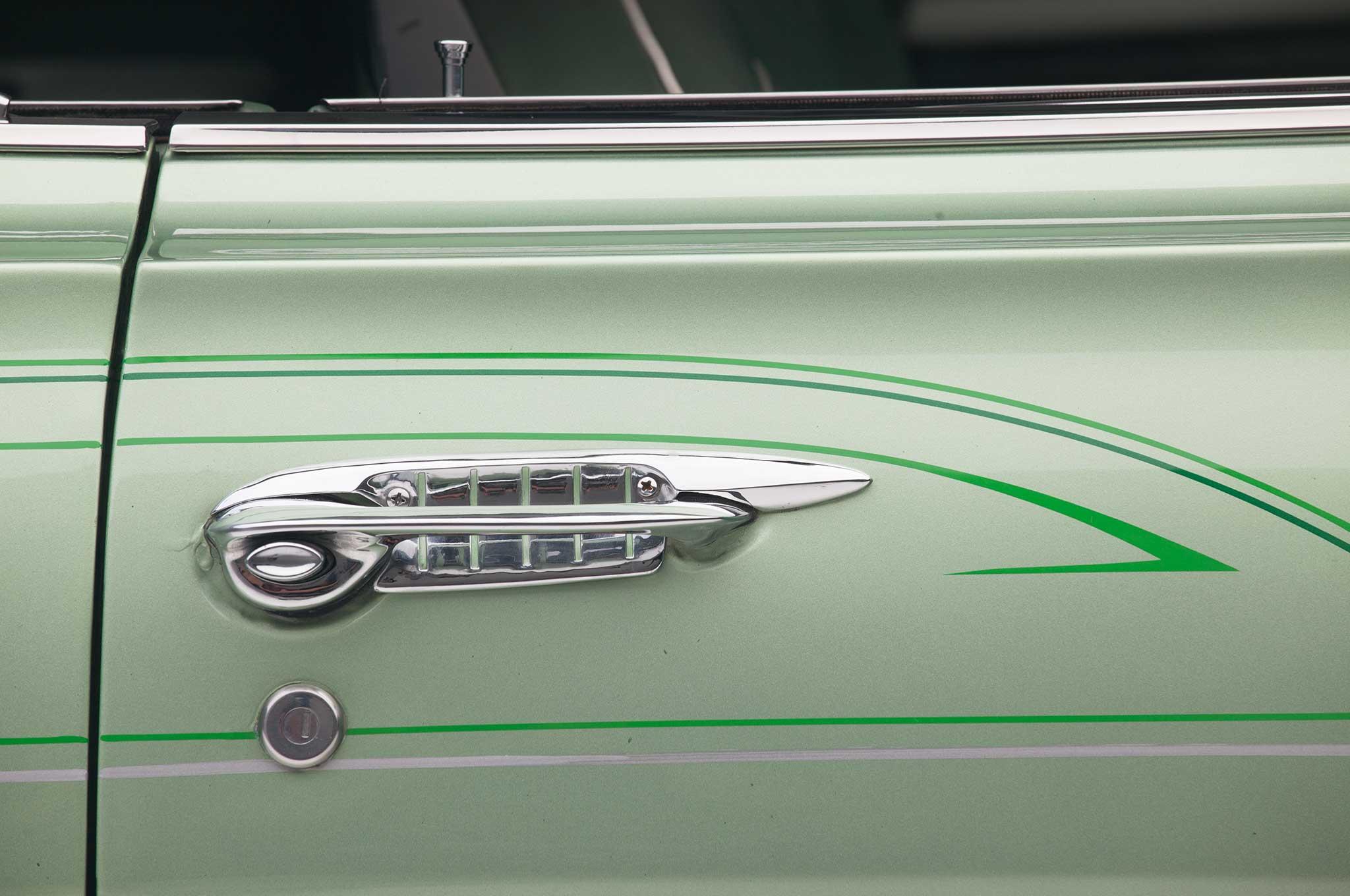 1963 Chevrolet Impala Man Overboard