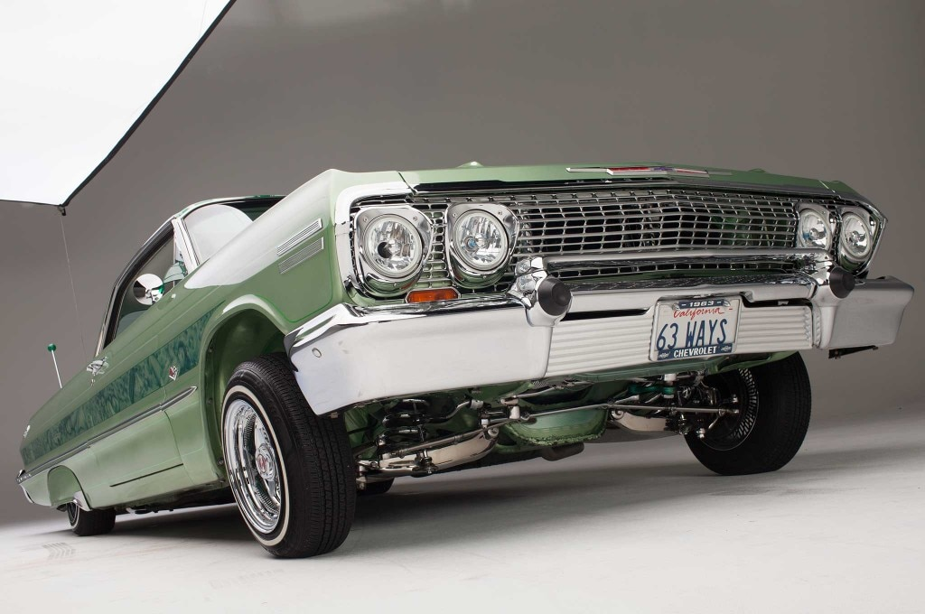 1963 chevrolet impala front bumper 053