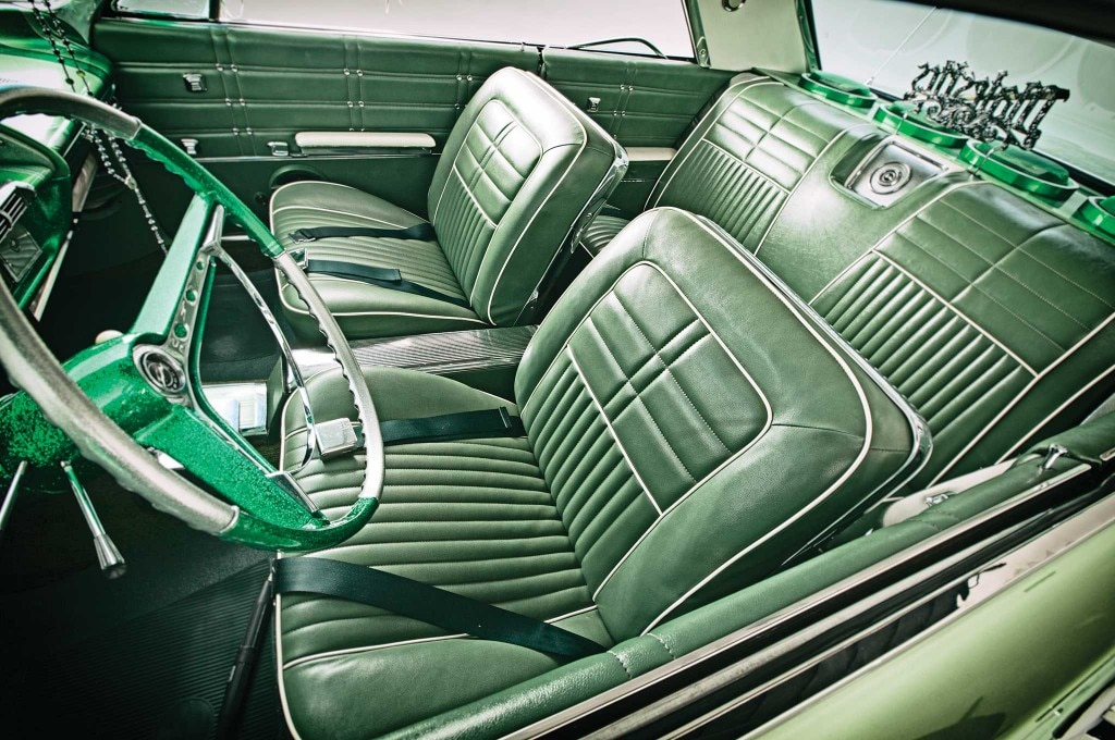 1963 chevrolet impala leather interior 006