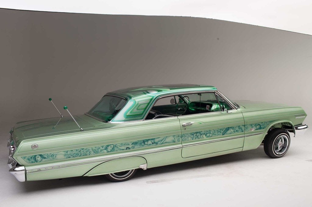 1963 chevrolet impala passenger side view 052