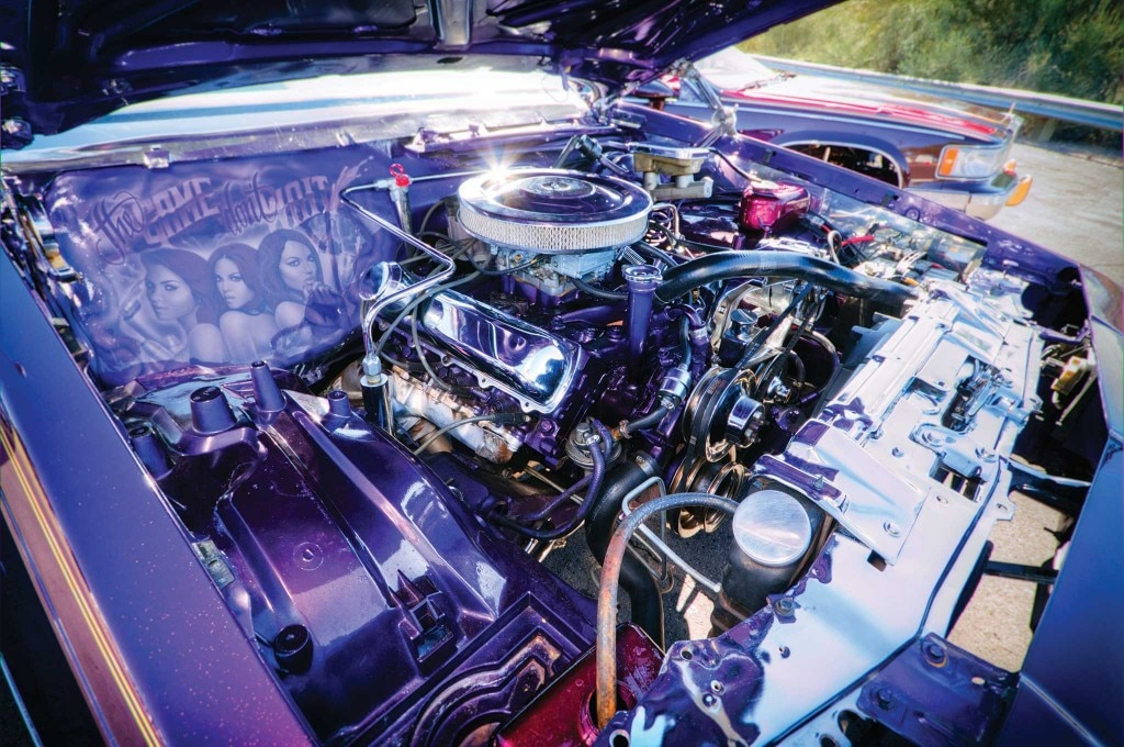 1984 oldsmobile cutlass 305 cid engine 003