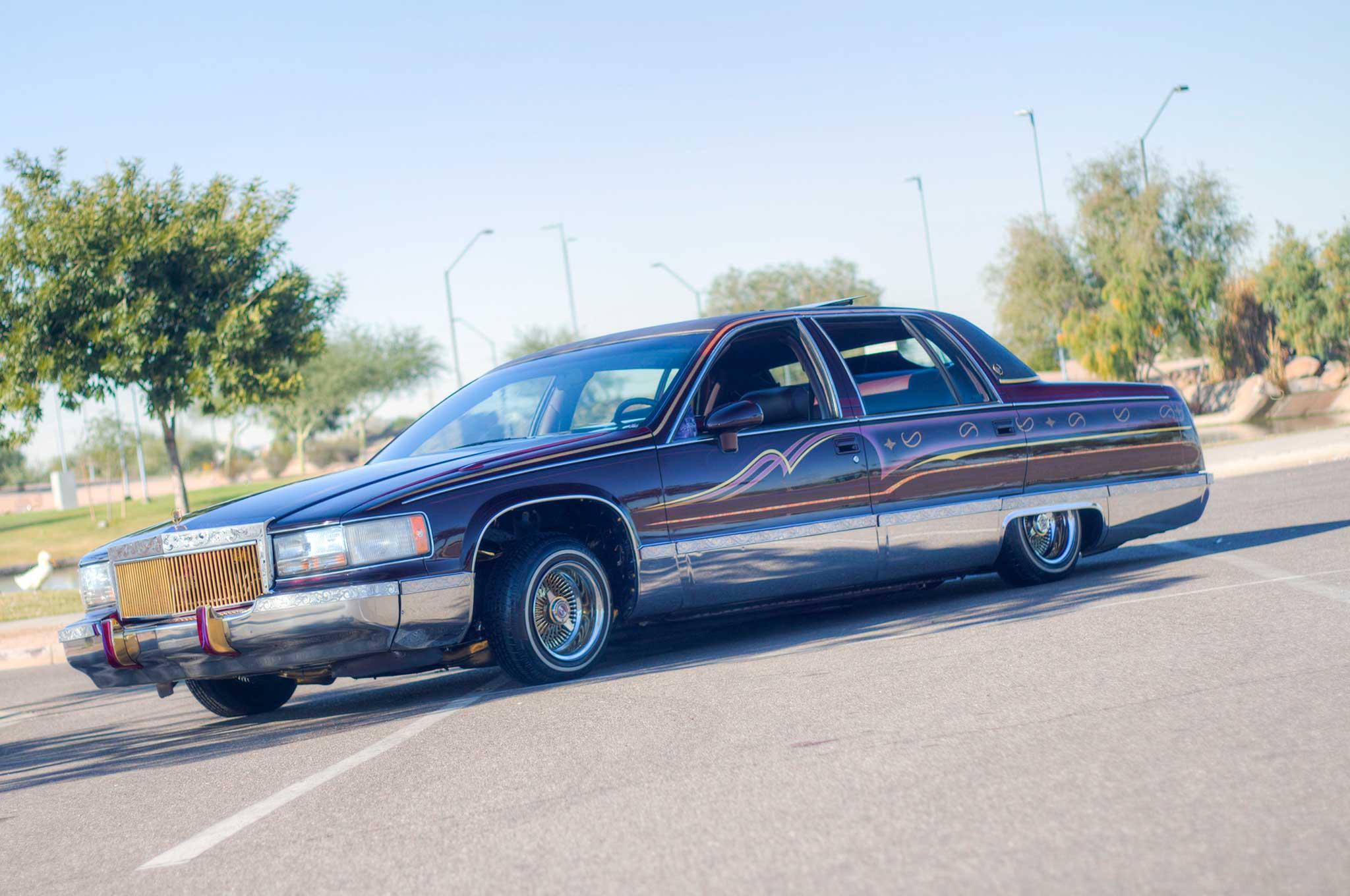 '93 Cadillac Fleetwood & '84 Oldsmobile Cutlass - The Game ...