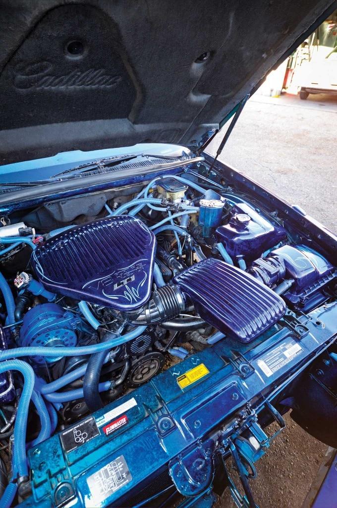 1994 cadillac fleetwood lt1 v8 003
