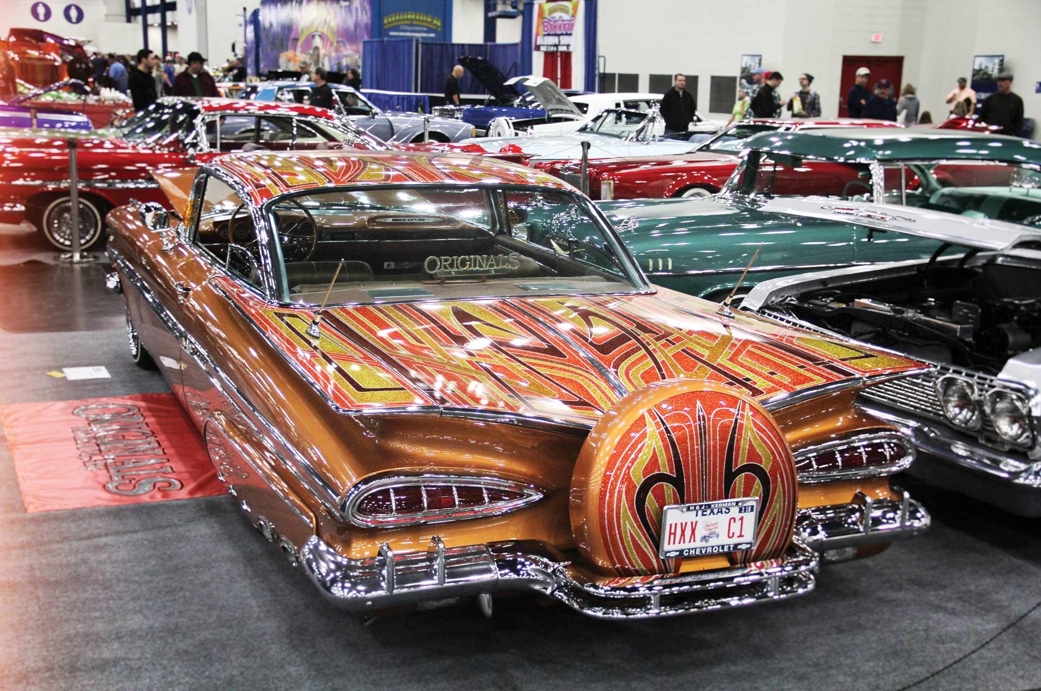 Dallas Lowriders Car Show