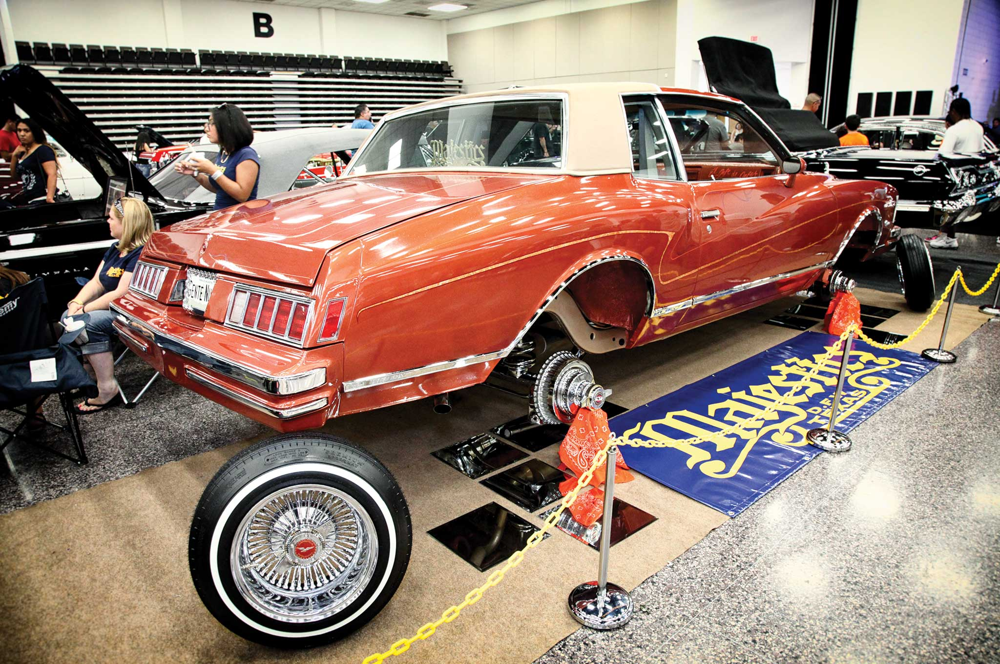Pasadena Tejas Super Custom Car Show And Concert G Body - Pasadena car show