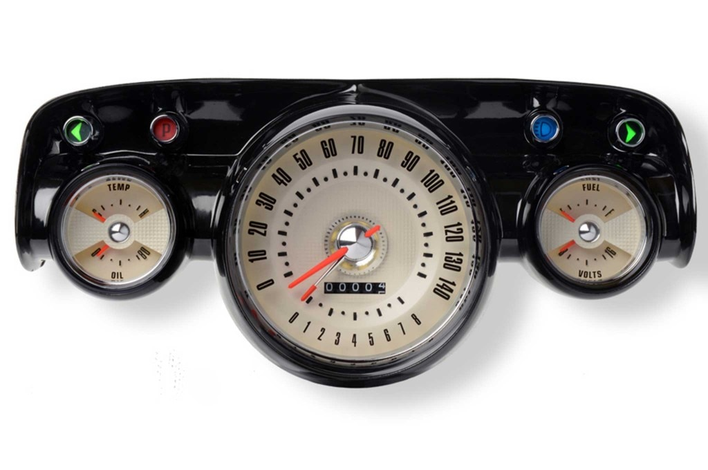57 chevy superstock instrument set 003