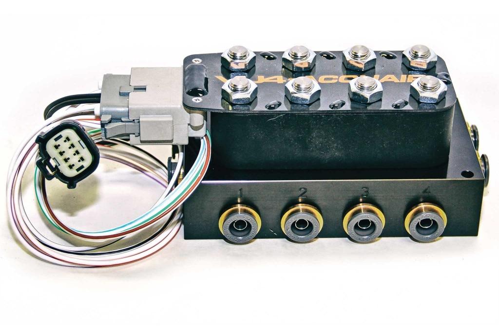 air suspension essentials accuair manifold valve system 004