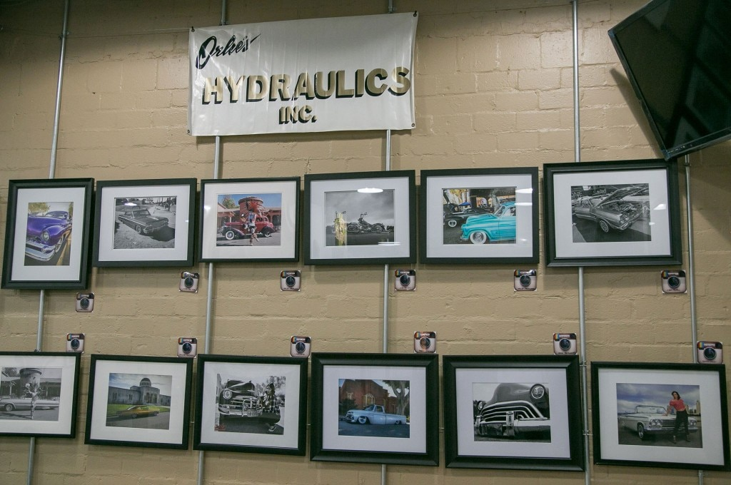 lowtography peonix annual art show hydraulic inc photographs