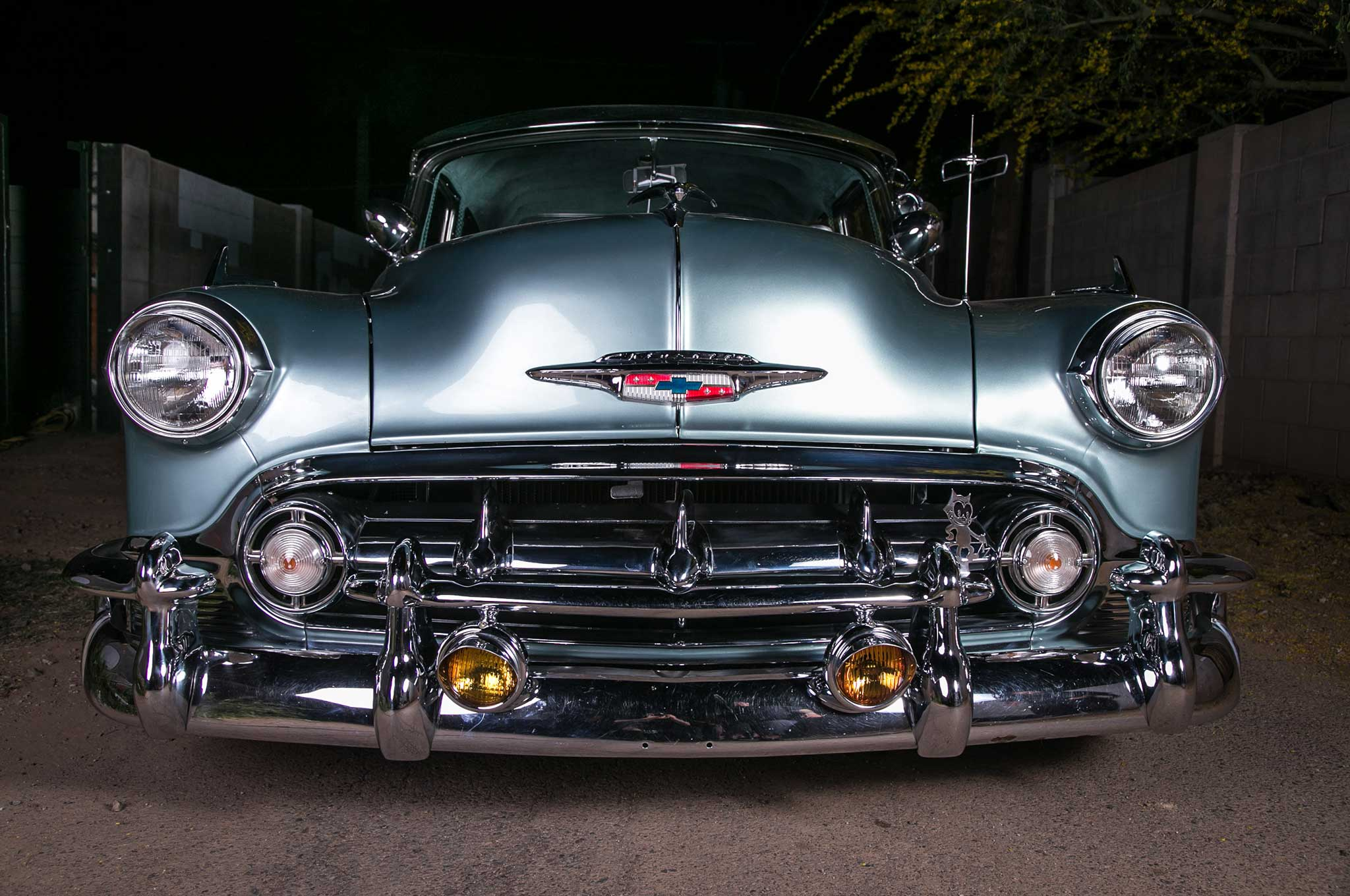 1953 Chevy 210 - High School Sweetheart