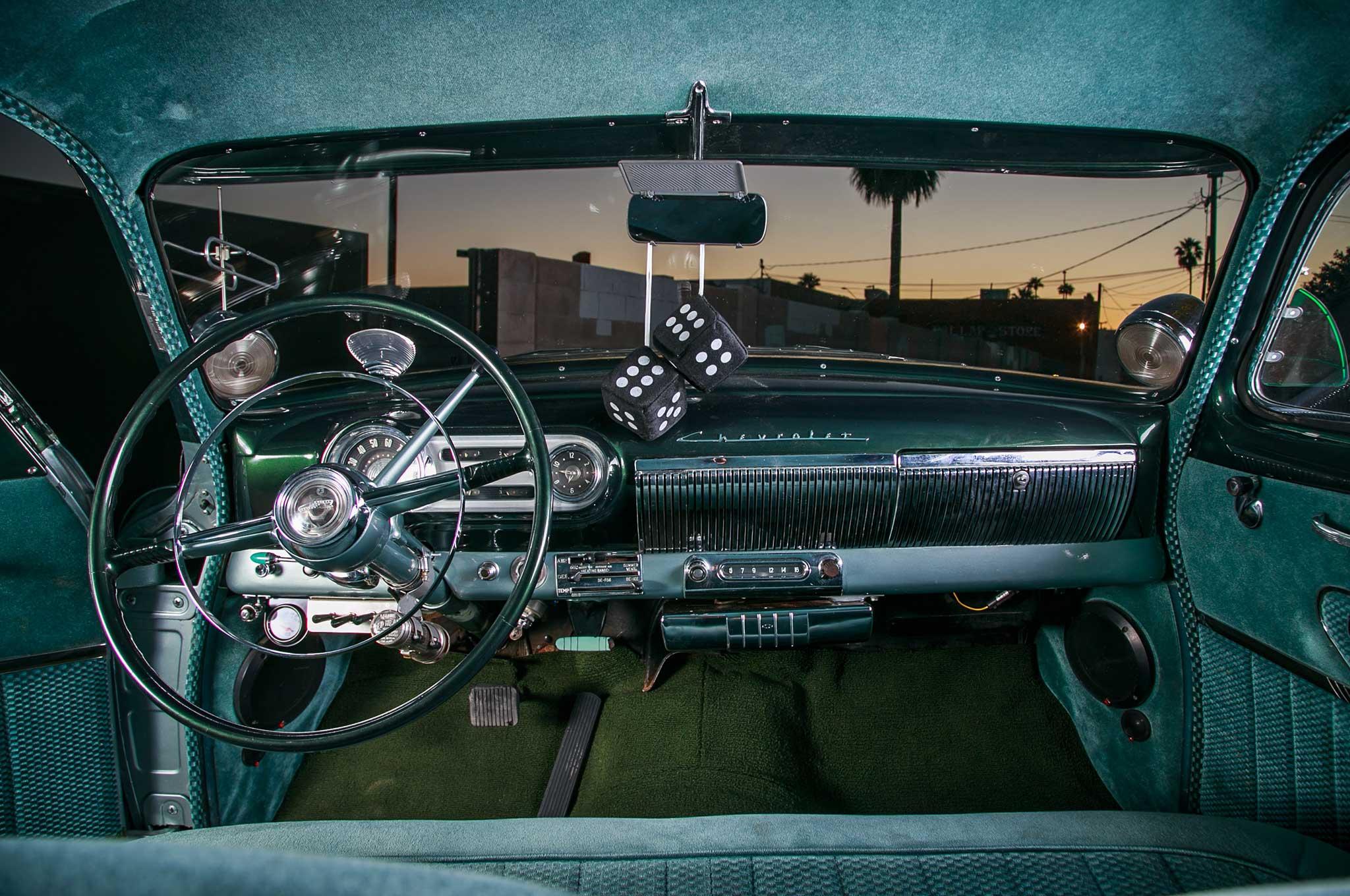1953 Chevy 210 - High School Sweetheart