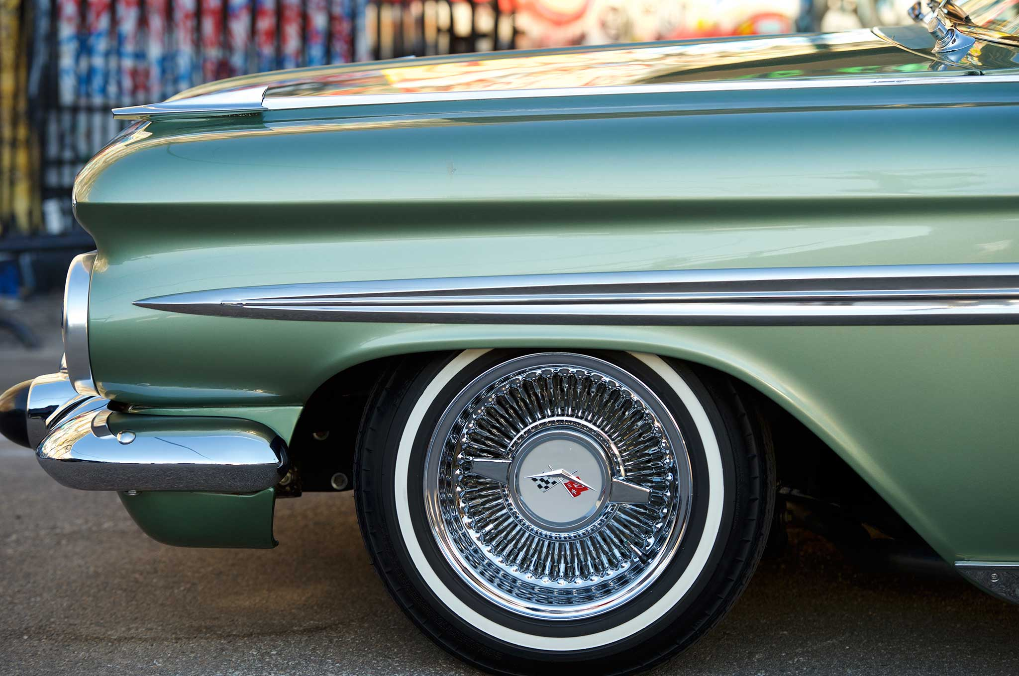 Chicago Man Fulfills his Dream of Owning a '59 Chevy Impala