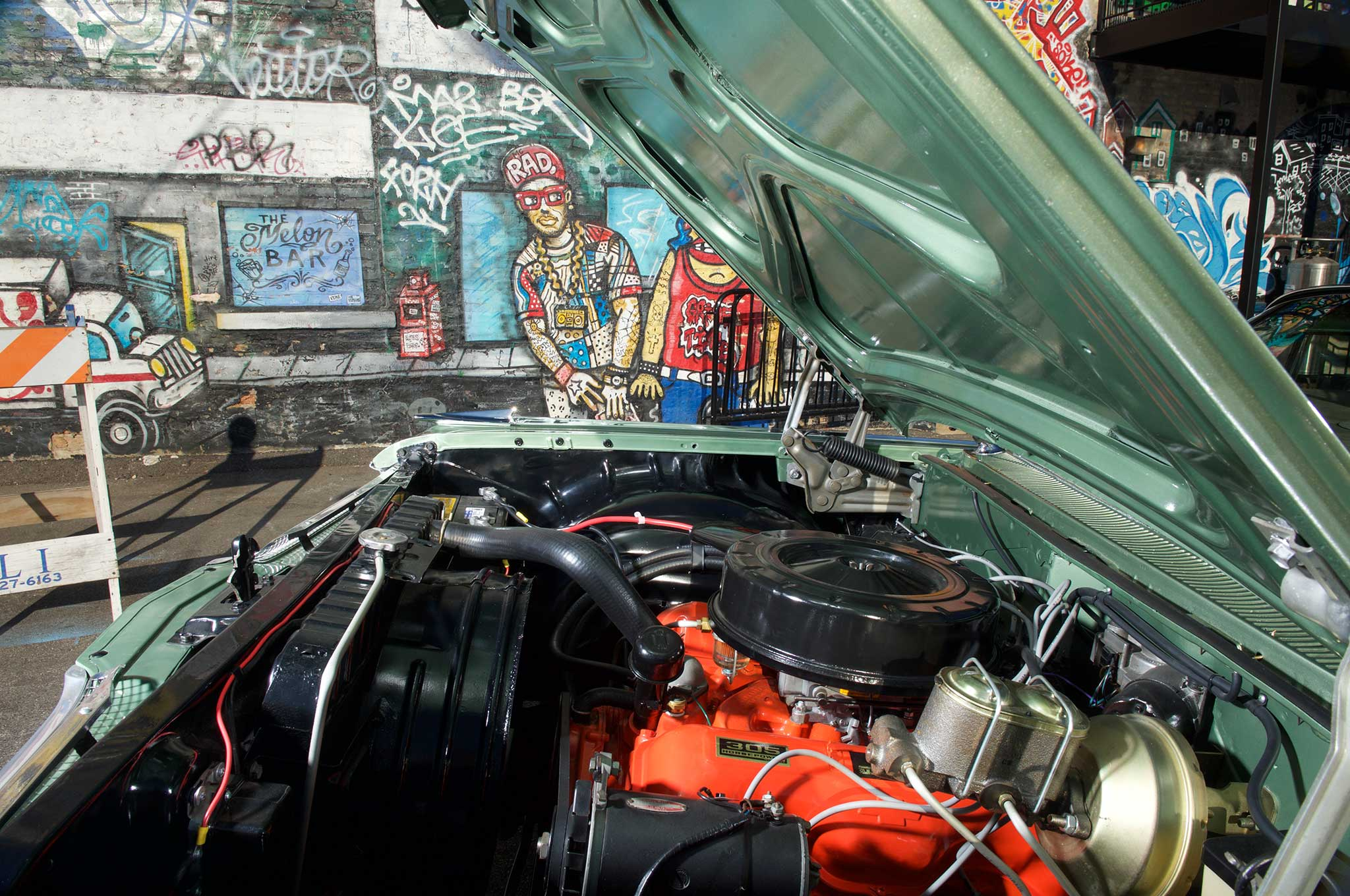 1959 Chevrolet Impala Original 305 Motor Lowrider