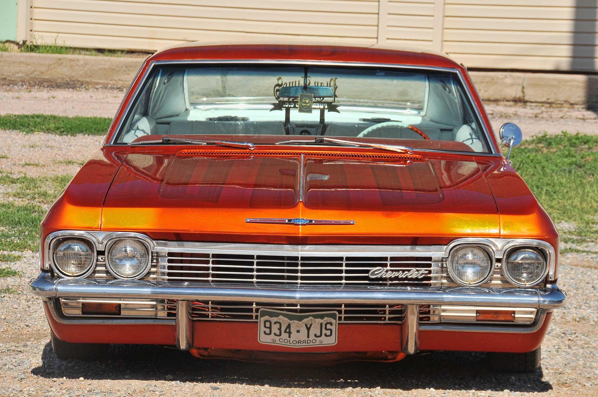 1965 Chevrolet Impala - Side Piece