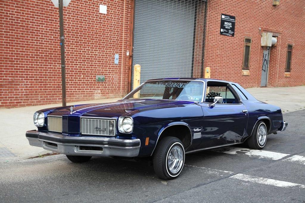 1975 oldsmobile cutlass front bumper 007