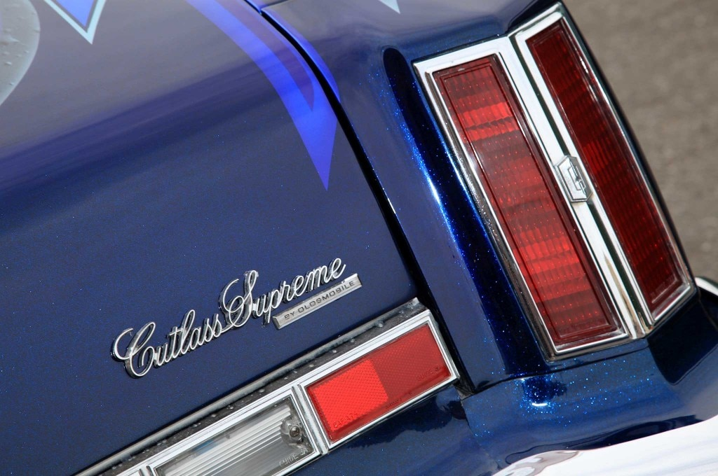 1975 oldsmobile cutlass taillight 012
