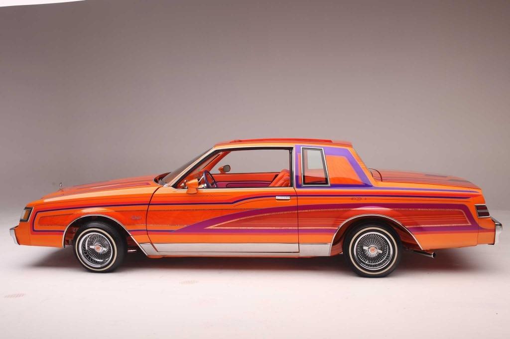 1985 buick regal driver side profile 034