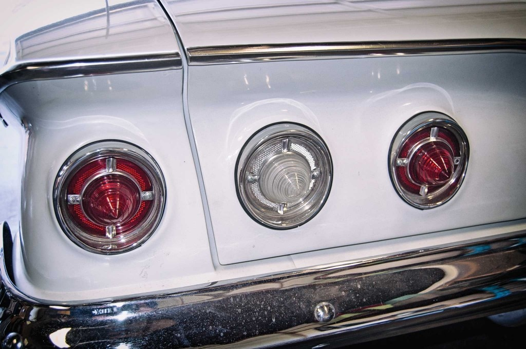 61 impala dakota digital gauge led taillight install bulb removal 011