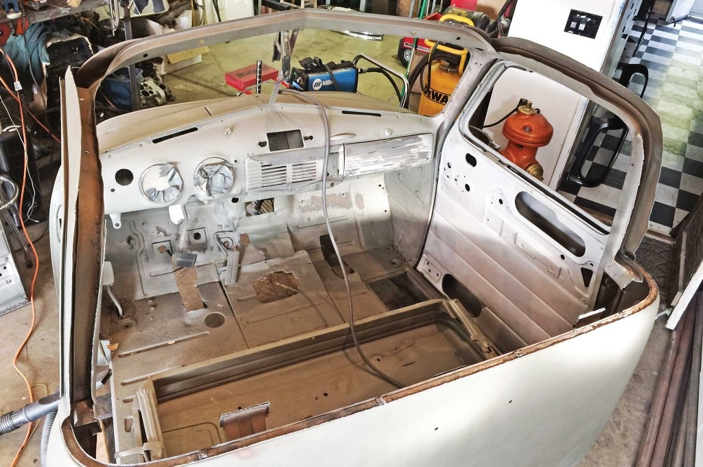 chevy truck 5 window conversion truck cab 008