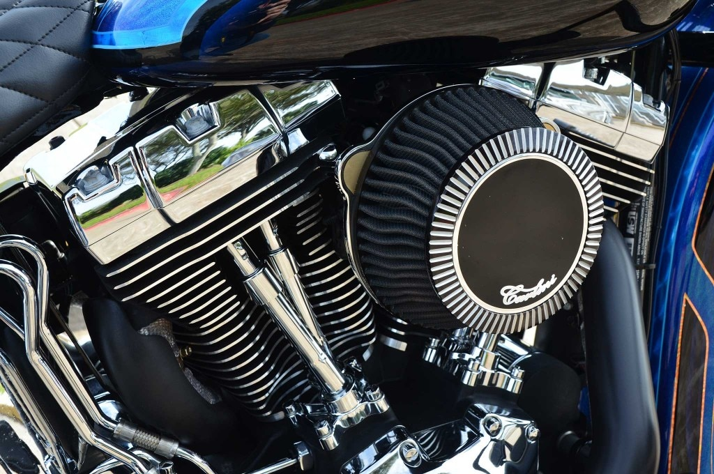 harley davidson softail deluxe air cleaner 002