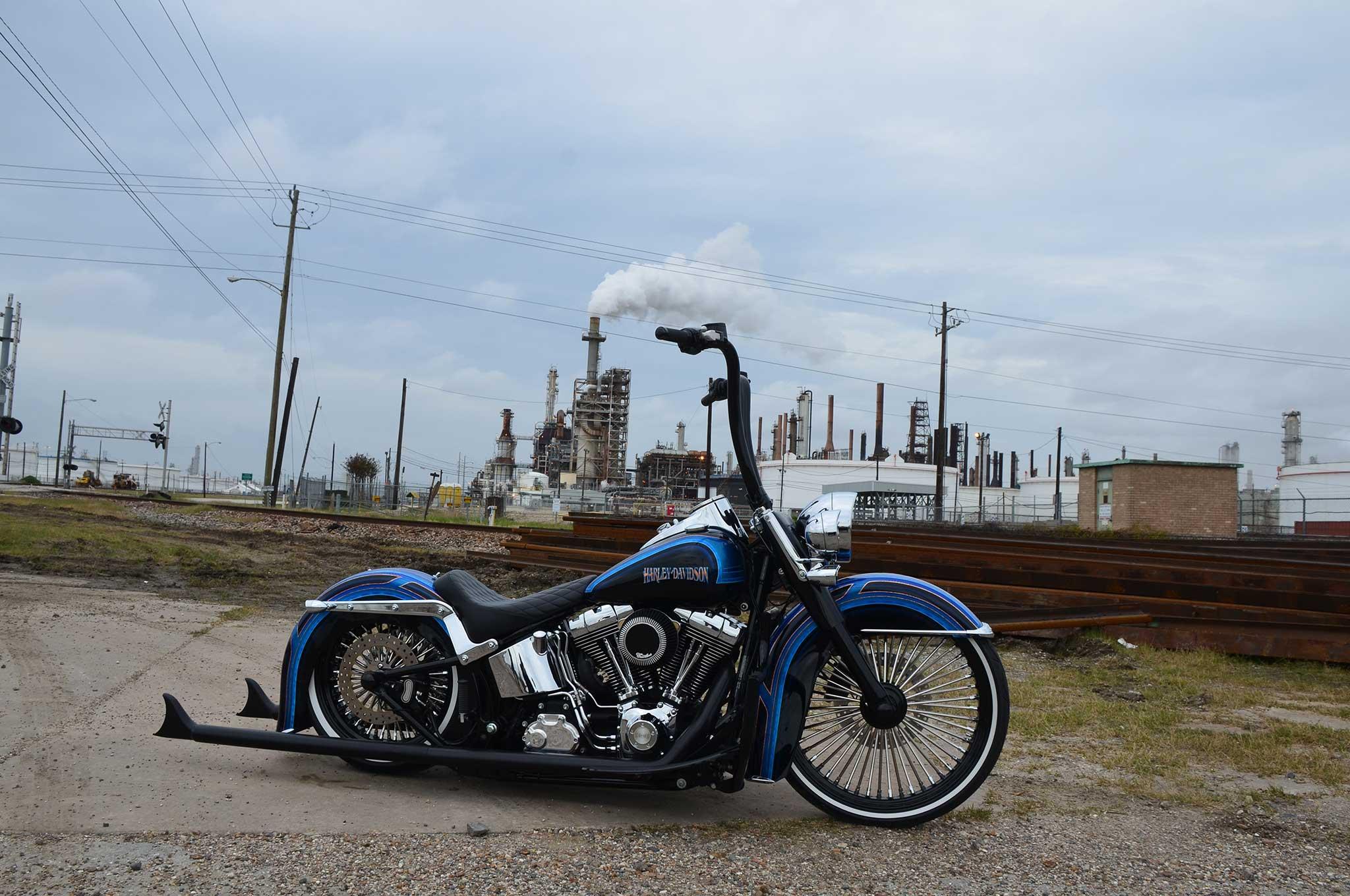 Softail Deluxe Harley Davidson