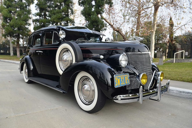 Anthony Solis Bomb A 1939 Chevy Master Deluxe