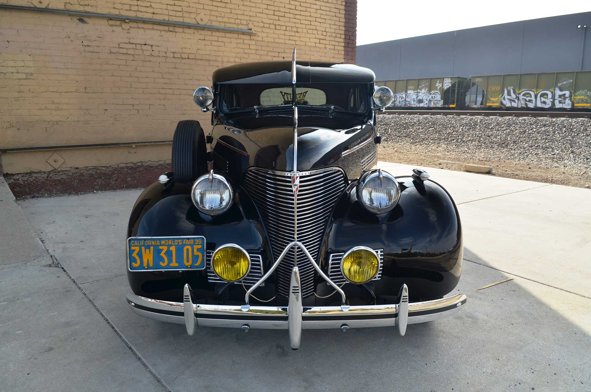 Bob Brown Chevy >> Anthony Solis' Bomb: A 1939 Chevy Master DeLuxe