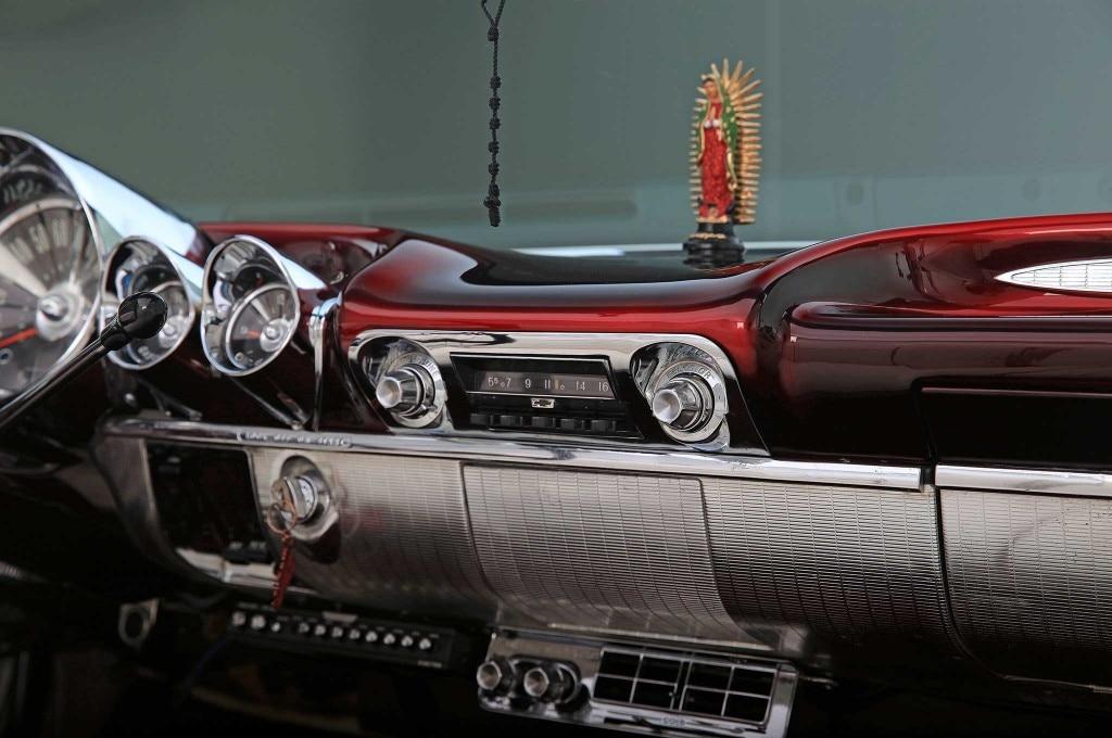 1959 chevrolet impala convertible original stereo
