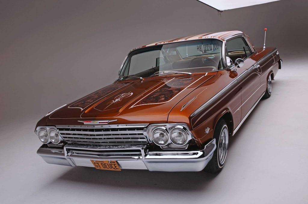 1962 chevrolet impala front