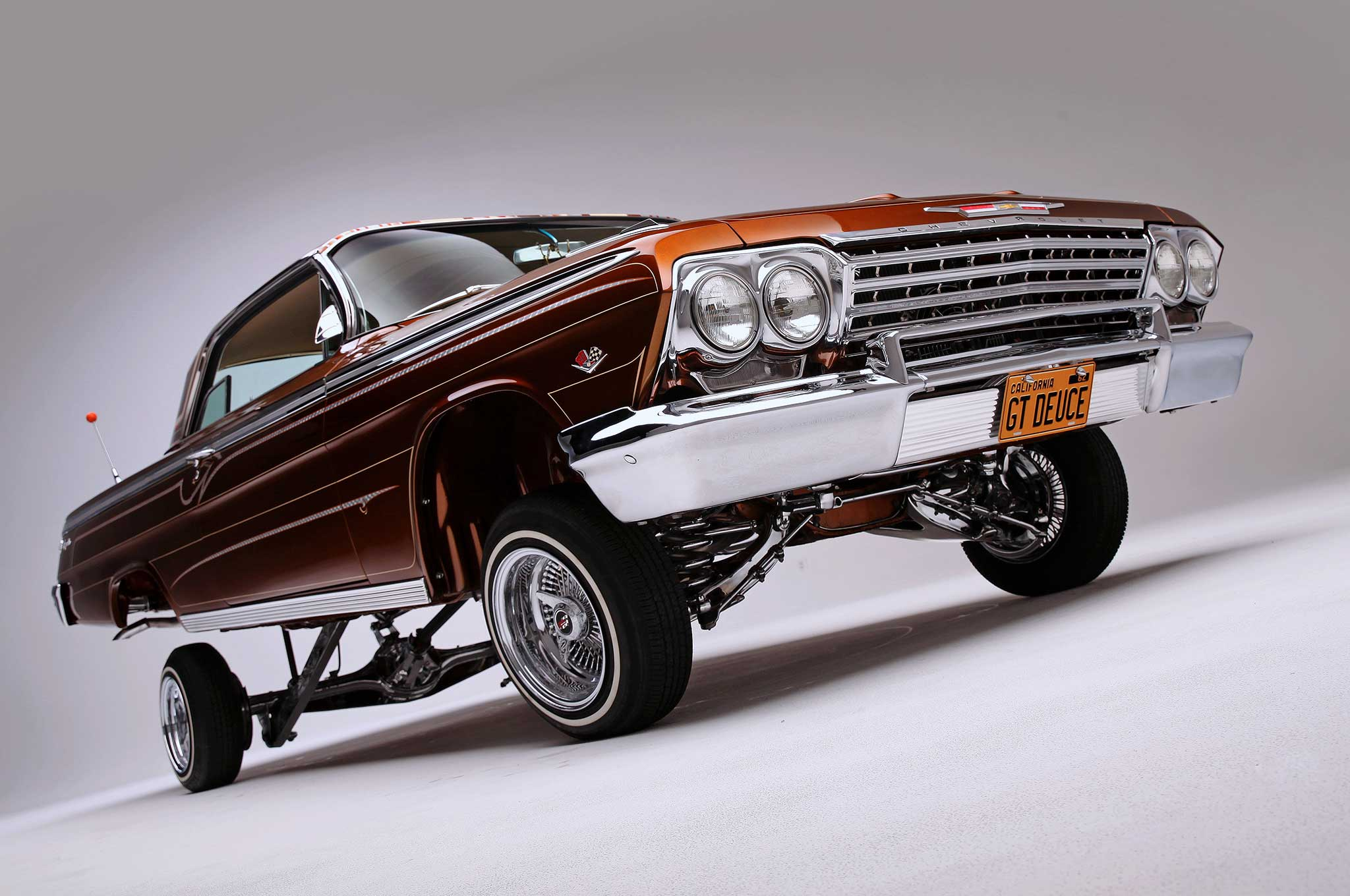 Building This Impala Has Been A Life Long Dream For Pete Beltran