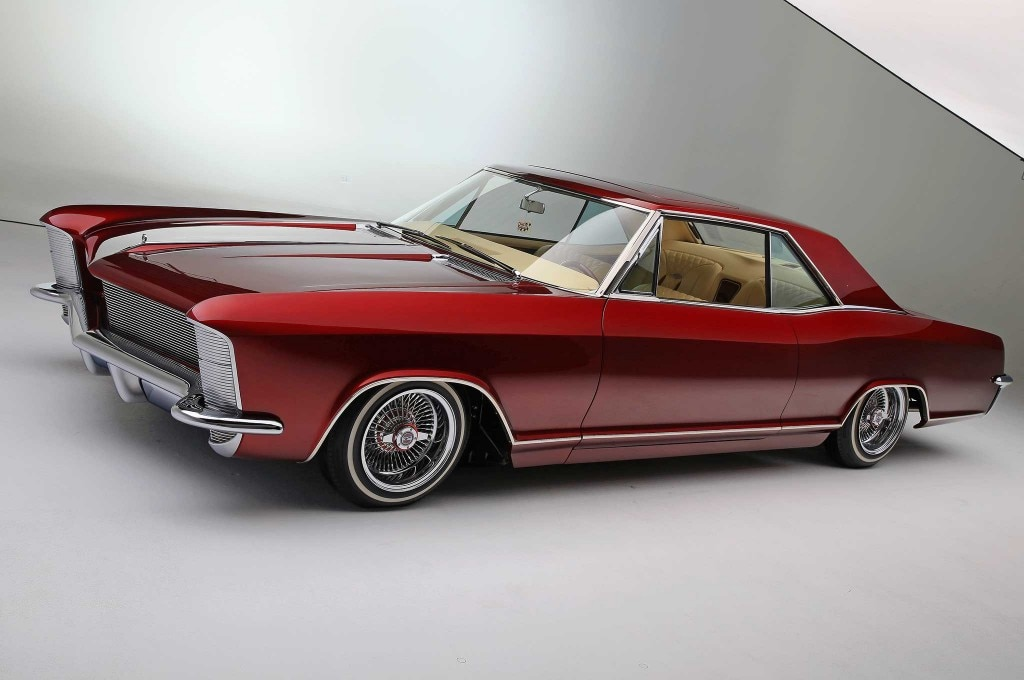 1965 buick riviera candy red louie carrillo