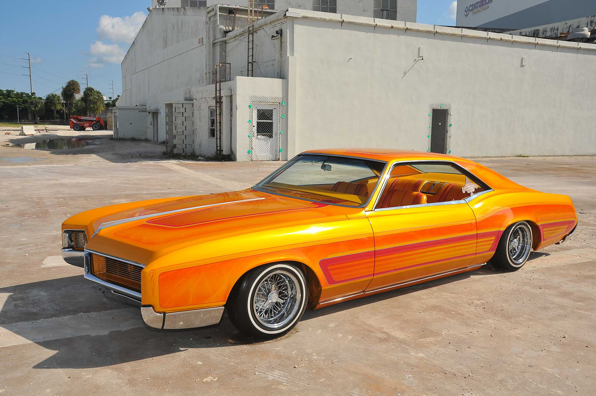 Anthony Williams' Passion Led Him to a '66 Buick Riviera - Lowrider