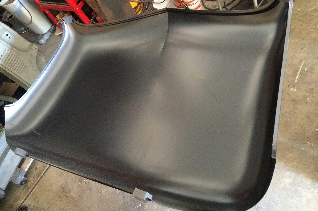 diy metal headliner brothers roof panel skin 001