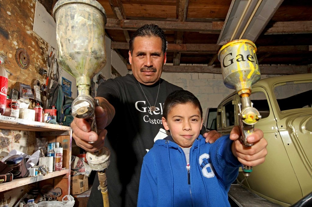 sal chavalin manzano tijuana father son
